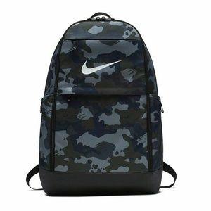 Nike Brasilia XL Camo Backpack BA5893-021
